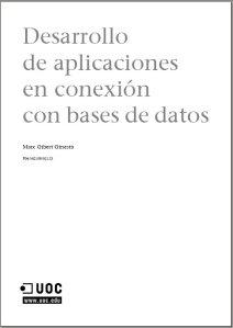 Desarrollo de Aplicaciones con BBDD